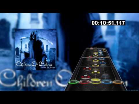Follow The Reaper By Children Of Bodom Album Solo Compilation Chart For GH3PC/Clone Hero