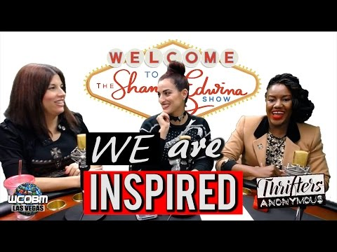 LIVE Show with #TAMEMBER Leslie Stein #TedTALK| #WhatWeWore |#ThriftersAnonymous