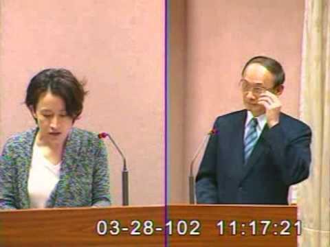 2013-03-28 蕭美琴 發言片段, 第8屆第3會期外交及國防委員會第10次全體委員會