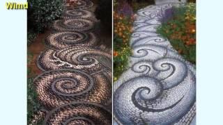 Garten idee mit stein, 60 Beautiful DIY Stepping Stone Ideas