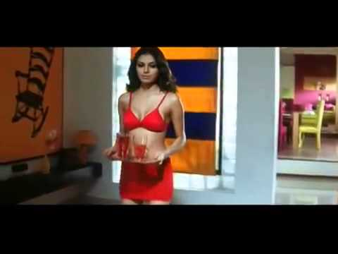 Sexy Sherlyn Chopra Too Hot To Handle Red...