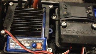 Traxxas slash 4x4 level 7 upgrade- RPM esc cage