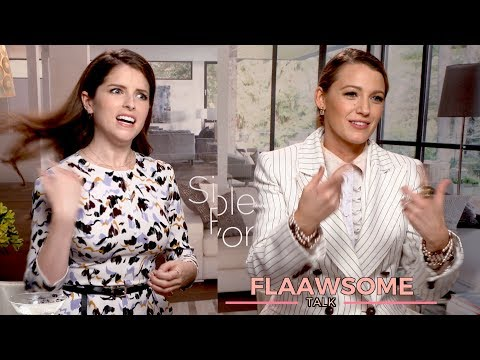 BLAKE LIVELY got BLOCKED by ANNA KENDRICK On Instagram... (And She Doesn't Know It)