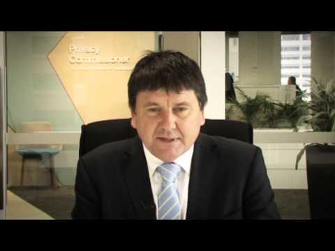 Privacy Commissioner's Video Message 1