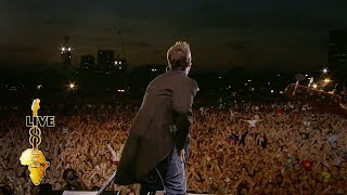 Robbie Williams - We Will Rock You / Let Me Entertain You (Live 8 2005)