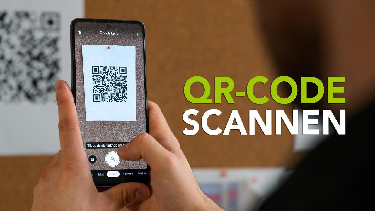 Tip: QR-code scannen doe je zo makkelijk en snel