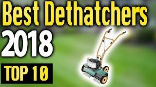 Best Dethatchers 2018 🔥 TOP 10 🔥