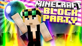 Minecraft: Block Party - SILENT DISCO