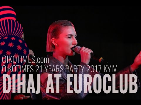 oikotimes.com: Dihaj from Azerbaijan at oikotimes 21st anniversary party