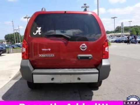 Huntsville Al Carmax Vs Hiley Auto Cars 2011 Nissan Xterra X