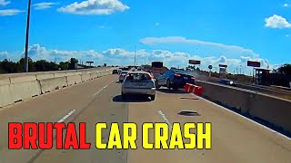 Idiots In Cars   R๐ad Rage, Bad Drivers, Hit and Run, Car Crash #152
