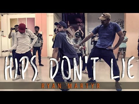 Hips Don't Lie - Shakira   Ryan Martyr   Souls On fire 1