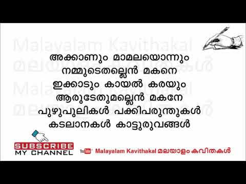 Puzhu pulikal song lyrics | പുഴു പുലികൾ വരികൾ | akkanum mamalayonnum with lyrics