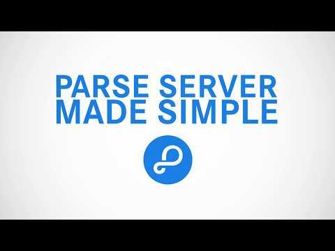 Parse Server Made Simple - Back4App