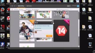 ��� �������� Fifa 14 ������� ����� Origin