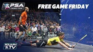 Squash: Ma. ElShorbagy v Kandra - Free Game Friday - British Open 2018