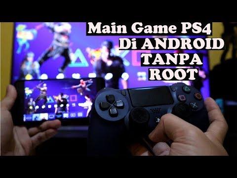 [Tutorial] Cara Mudah Remote Play PS4 Di Semua HP Android   How To Remote Play Ps4 To Android
