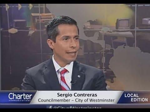 Charter Local Edition with Westminster Councilman Sergio Contreras