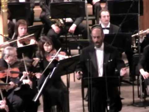 Uvnuho Yomar - Moscow Male Jewish Choir, 20 Years Anniversary Concert