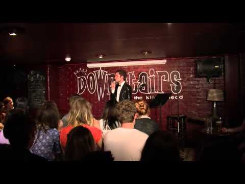 Brian McGroarty Stand Up - Downstairs at the Kingshead