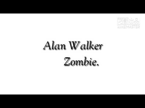 Alan Walker - zombie lyrics