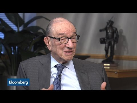 Exclusive: Alan Greenspan Sees