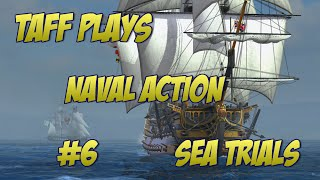 Naval Action Beta - Sea Combat Trials the NavyBrig and Cerberus