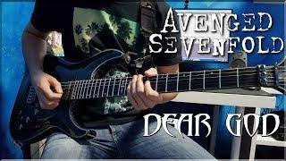 Avenged Sevenfold - Dear God Solo Cover