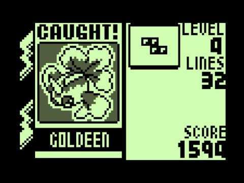 Pokemon Tetris on Minimon