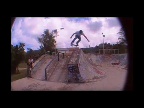 Saipan, Northern Mariana Islands Skatepark Montage - Brandon Hanson.