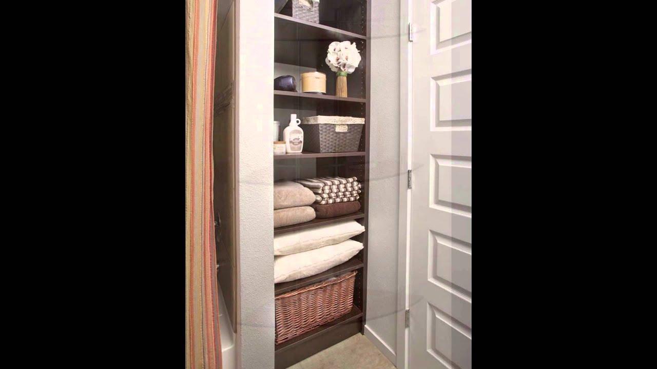the cool bathroom shelves