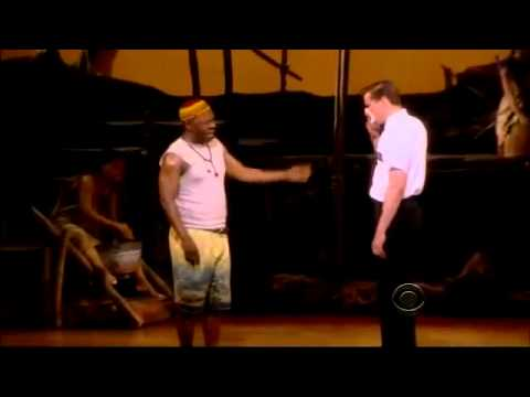 Clips from the Book of Mormon Musical on TicketOne Pro