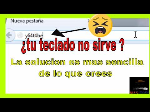 Arreglar Tecladoy64t4bearreg3artec3ad6 Youtube