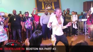 DEXTA DAPS LIVE IN BOSTON MA PART #3 SAVE THE LAST FOR THE BEST