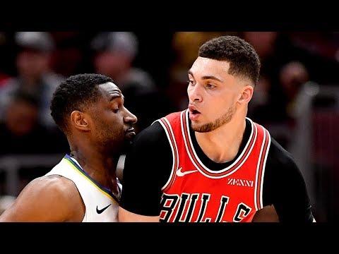 New Orleans Pelicans vs Chicago Bulls - Full Highlights | February 6, 2019 | 2018-19 NBA Season