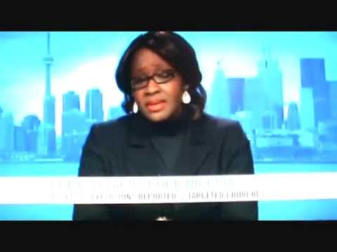 Kemi Omololu-Olunloyo on Boko Haram Bombing (CTV National News Xmas Day 2011)