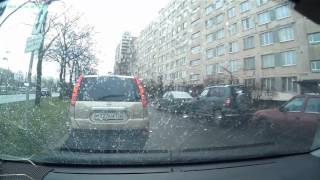 видео блокиратор рулевого вала