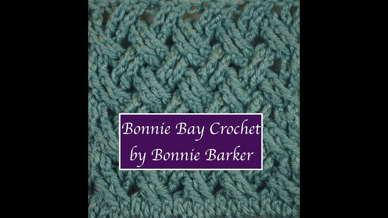 How to crochet the celtic weave in the round youtube how to crochet the celtic weave in the round bankloansurffo Choice Image