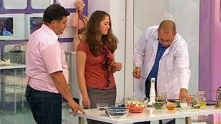 Соленый арбузный салат. О самом главном. Программа о здоровье на Россия 1