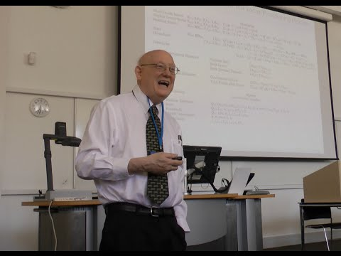 Fred Lee's Presentation at the AHE 2014, Part 1