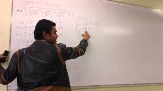 Vectorial longitud de arco 3d