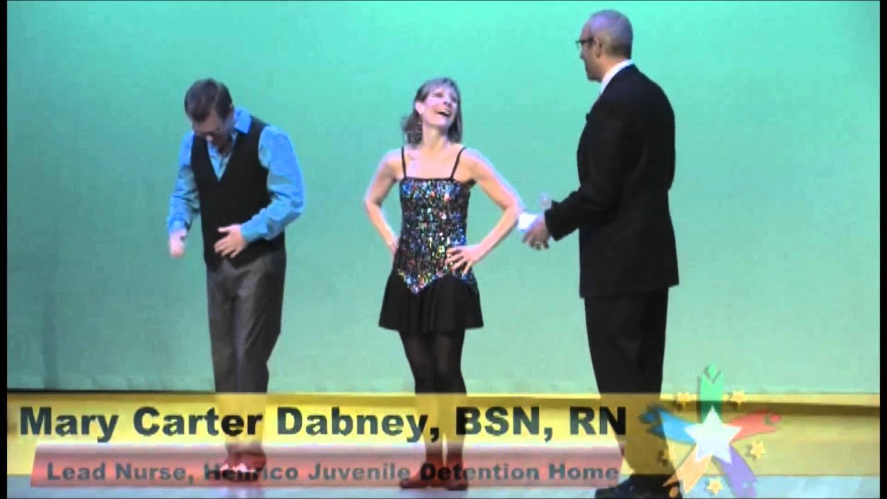 Mary Carter Dabney - Dancing with the Richmond Stars