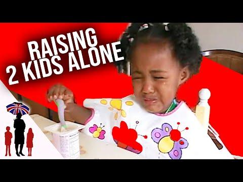 Widow Must Raise Her Two Children | Supernanny