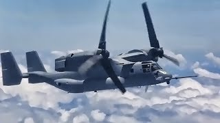 V-22 Osprey Launch Land & Inflight