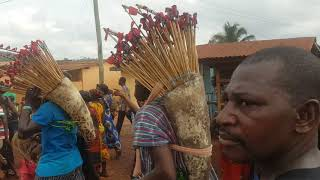 Upper East Region Culture Performed By Manyoro Zork In Ghana