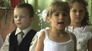 выпускной моей малышки в садике с.Завалов Тернопольская обл часть 4
