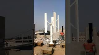 RC-HV series Vertical axis wind turbine