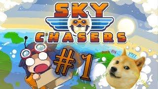 VUELO EN UNA CAJA! | Sky Chasers