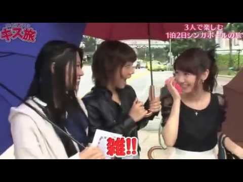 AKB48 Goes to Singapore Part 1