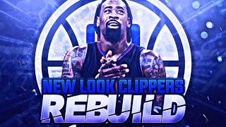 TWO CRAZY FREE AGENT SIGNINGS! NEW LOOK LOS ANGELES CLIPPERS REBUILD!
